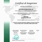 certificat management responsabilitate sociala SRM 8000
